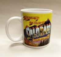 Colorado Mugs, Cups, & Coasters