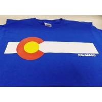 Colorado Adult Apparel