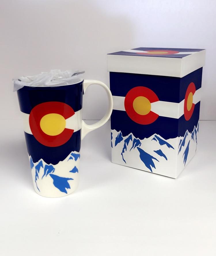 Fort Collins Colorado Coffee Mugs   Fort Collins Colorado ...  Colorado Travel Mug