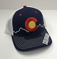 Colorado Mountain C Hat
