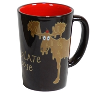 Chocolate Moose Mug
