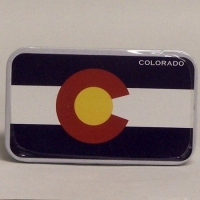 Colorado Flag Mint Tin
