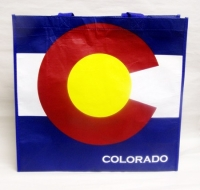 Colorado Flag Recycle Bag