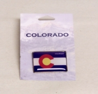 Colorado State Flag Pin