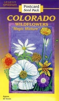 Colorado Wildflower Seed Mailer