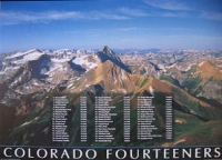 Colorado's Fourteeners Puzzle
