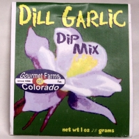 Dill Garlic Dip Mix