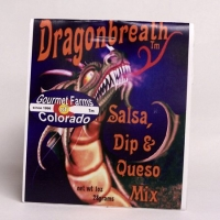 Dragonbreath Salsa Dip Mix