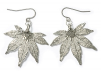 Japanese Maple Leaf Earrings