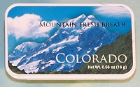 Mountain Fresh Mints