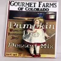 Pumpkin Pie Dessert Mix