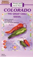 The Great Chili Seeds