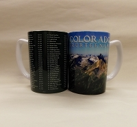 Snowmass/Fourteeners Mug