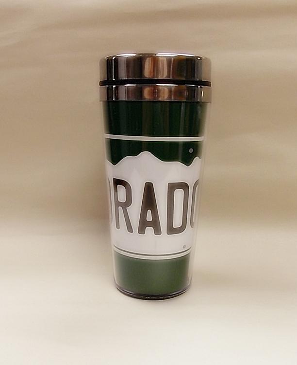 Colorado Souvenir Travel Mug   Zazzle.com   Travel mug ...  Colorado Travel Mug