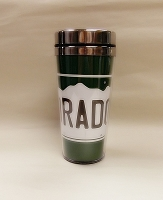 Colorado License Plate Travel Mug