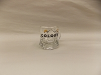 Mini Colorado Mountain Shotglass