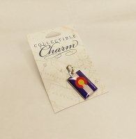 Colorado Flag Charm