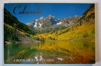 Colorado Post Card Book