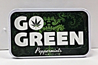 Go Green Mint Tin
