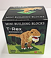 Mini Building Blocks T-Rex
