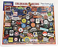 Colorado Beers Puzzle