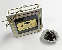 Dark Amaretto Truffles 4 Piece