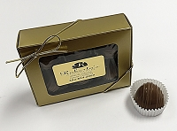 Milk Chocolate Truffle  6 Piece