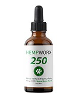 HempWorx 250mg Pet Oil
