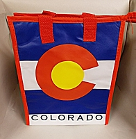 Colorado Flag Cooler Bag