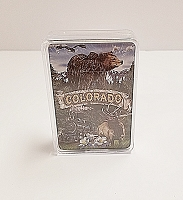 Colorado Collage Playing Cards
