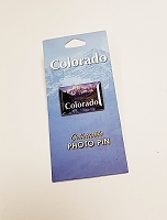 Colorado Maroon Bells Pin