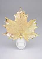 Gold Sugar Maple Night Light