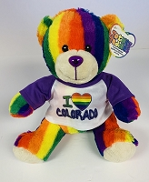 Colorado Pride Bear