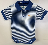 Blue Stripe Colorado Flag Onesie