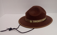 Smokey the Bear Ranger Hat