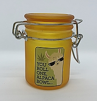 You Roll One, Alpaca Bowl Weed Jar