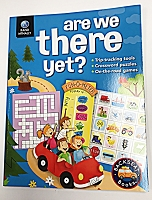 Are We There Yet? Travel Book