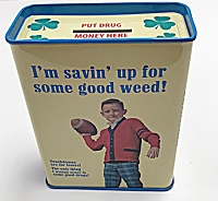 Saving For Good Weed Bank