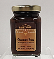 Mini Chocolate Buzz Sauce