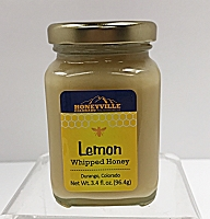 Mini Lemon Whipped Honey