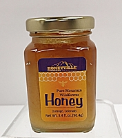 Mini Pure Mountain Wildflower Honey