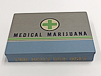 Medical Marijuana Joint Box