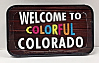 Welcome to Colorful Colorado Mint Tin