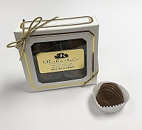 Milk Chocolate Truffle Truffle 4 Piece