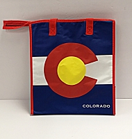 Large Colorado Flag Cooler Bag