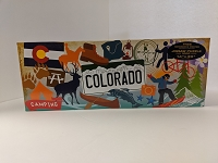 Colorado Pop-Art Puzzle