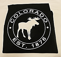 Colorado Moose T-Shirt