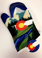 Colorado Flag Mountain HotMitt