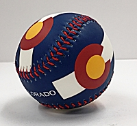Colorado Flag Baseball