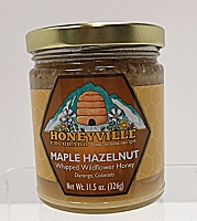 Maple Hazelnut Honey